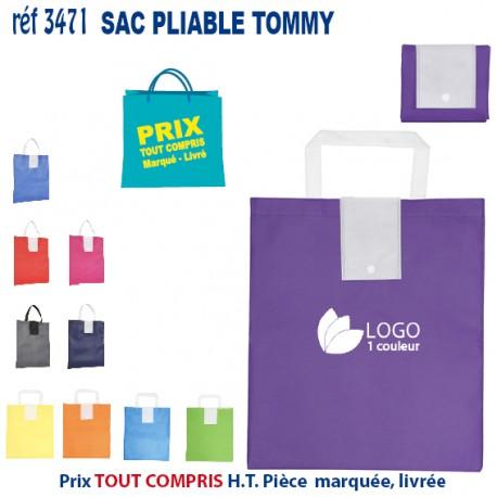 SAC PLIABLE TOMMY REF 3471 3471 SACS PLIABLES 0,87 €