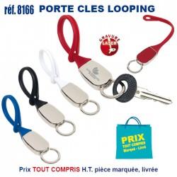 """PORTE CLES \\""""LOOPING\\"""" REF 8166 8166 PORTE CLES EN METAL 1,77 €"""