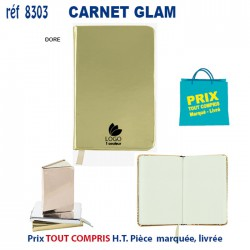CARNET GLAM REF 8303