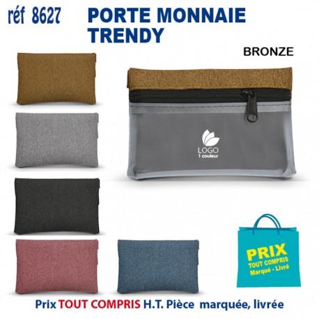 PORTE MONNAIE TRENDY REF 8627 8627 PORTE MONNAIE 0,82 €