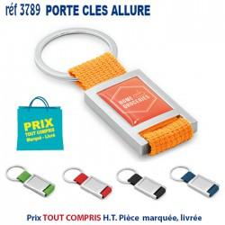 PORTE CLES ALLURE REF 3789 3789 PORTE CLES EN METAL 1,05 €