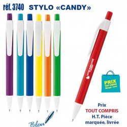 STYLO CANDY REF 3740 3740 Stylos plastiques 0,22 €
