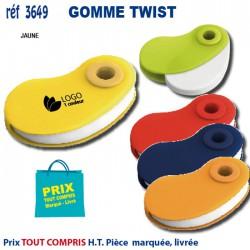 GOMME TWIST REF 3649 3649 OBJETS PRATIQUES 0,32 €