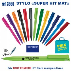 STYLO SUPER HIT MAT REF 3550