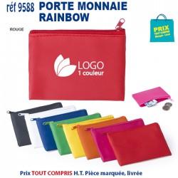 PORTE MONNAIE RAINBOW REF 9588