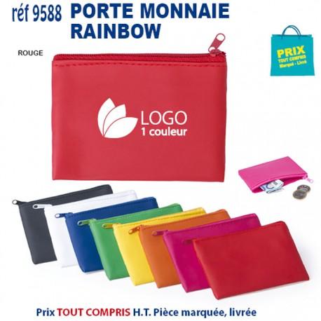 PORTE MONNAIE RAINBOW REF 9588 9588 PORTE MONNAIE 0,57 €