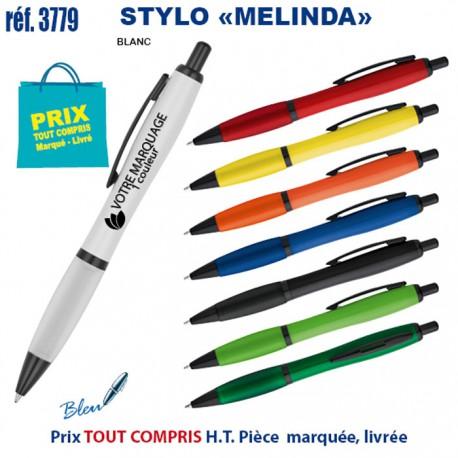STYLO MELINDA REF 3779 3779 Stylos plastiques 0,26 €