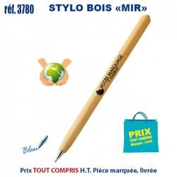 STYLO BOIS MIR REF 3780 3780 Stylos Bois, carton, recyclé 0,35 €