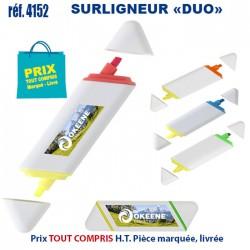 SURLIGNEUR DUO REF 4152 4152 Surligneur 0,50 €