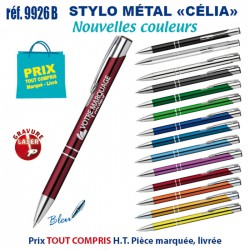 STYLO CELIA 9926 B Stylos en Metal 0,61 €
