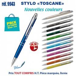 STYLO TOSCANE REF 9943 9943 Stylos en Metal 0,85 €