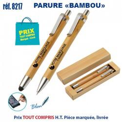 PARURE BAMBOU REF 8217 8217 Ecrin set parure stylos 1,21 €
