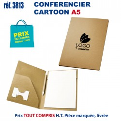 CONFERENCIER CARTOON A5 REF 3813 3813 conférenciers 1,51 €