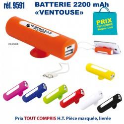 BATTERIE VENTOUSE REF 9591 9591 BATTERIE DE SECOURS - CHARGEUR 3,52 €