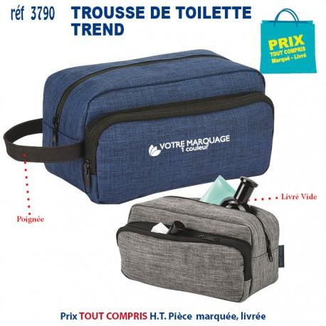 TROUSSE DE TOILETTE TREND REF 3790 3790 TROUSSE DE TOILETTE 4,04 €
