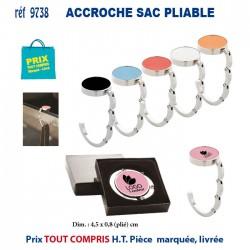 ACCROCHE SAC PLIABLE REF 9738 9738 ACCROCHE SAC 1,52 €