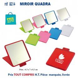 MIROIR QUADRA REF 8214 8214 MIROIRS 0,48 €