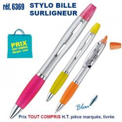 STYLO SURLIGNEUR REF 6369 6369 Surligneur 0,67 €