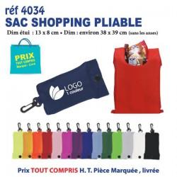 SACS SHOPPING PLIABLES REF 4034 4034 SACS PLIABLES 1,15 €