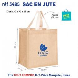 SACS EN JUTE REF 3485 3485 SACS SHOPPING - TOTEBAG 2,68 €