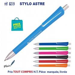 STYLO ASTRE COULEUR REF 8219