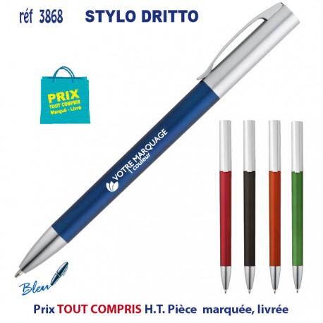 STYLO DRITTO REF 3868 3868 Stylos plastiques  0,28€
