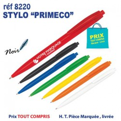 STYLO PRIMECO REF 8220 8220 Stylos plastiques 0,16 €