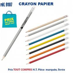 CRAYON PAPIER REF 9107 9107 Stylos Divers : pointeur laser, stylo lampe... 0,14 €