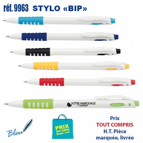 STYLO BIP REF 9963 9963 Stylos plastiques 0,23 €