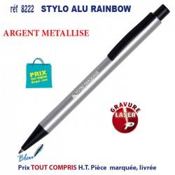 STYLO ALU RAINBOW REF 8222 8222 Stylos en Metal 0,72 €