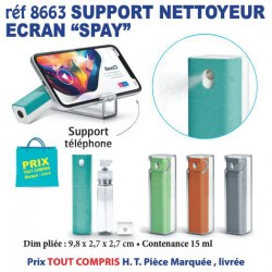 SUPPORT NETTOYEUR ECRAN SPRAY REF 8663