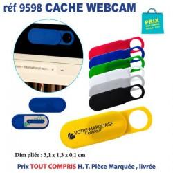 CACHE WEBCAM REF 9598 9598 ACCESSOIRES SMARTPHONE TABLETTE 0,25 €