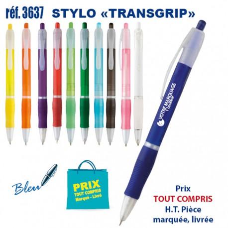 STYLO TRANSGRIP REF 3637 3637 Stylos plastiques 0,21 €