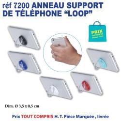 ANNEAU SUPPORT DE TELEPHONE LOOP REF 7200 7200 Support téléphone 0,62 €