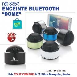 ENCEINTE BLUETOOTH DOME REF 8757 8757 OBJETS CONNECTES 8,13 €