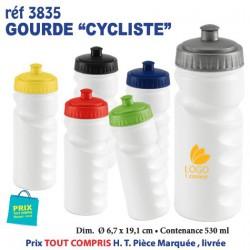 GOURDE CYCLISTE REF 3835 3835 GOURDES GOBELETS 1,35 €