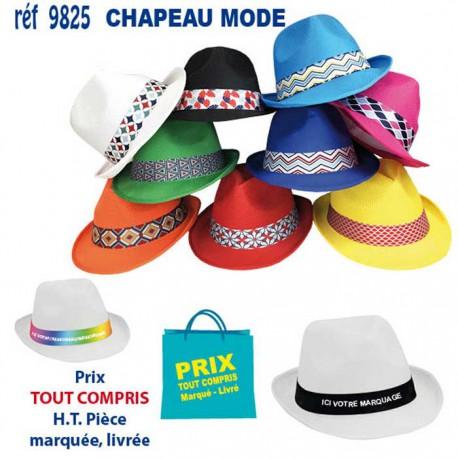 CHAPEAU MODE REF 9825 9825 CHAPEAUX  1,97€