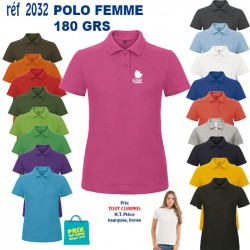 POLO FEMME180 GRS REF 2032