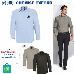 CHEMISE OXFORD REF 9009