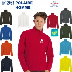 POLAIRE HOMME REF 2033