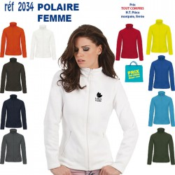 POLAIRE FEMME REF 2034 2034 POLAIRE 12,74 €