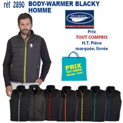BODY-WARMER BLACKY HOMME REF 2890 2890 BODY-WARMER 19,55 €