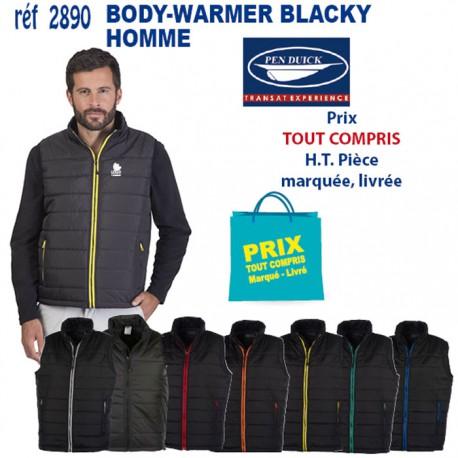 BODY-WARMER BLACKY HOMME REF 2890 2890 BODY-WARMER 19,55 €