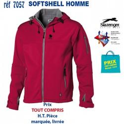 VESTE SOFTSHELL HOMME SLAZENGER REF 7057 7057 SOFTSHELL 46,22 €