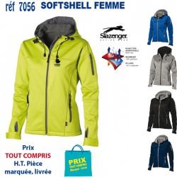VESTE SOFTSHELL FEMME SLAZENGER REF 7056 7056 SOFTSHELL 46,22 €