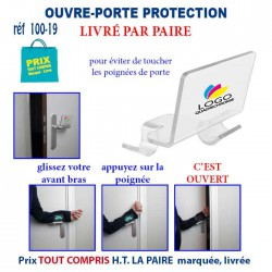 OUVRE PORTE PROTECTION 100-19 PROTECTION PREVENTION 20,00 €