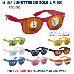 LUNETTES DE SOLEIL VISIO REF 4165 4165 LOISIRS - PLAGE 2,36 €