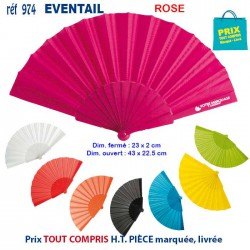 EVENTAIL REF 974 974 ETE 2,15 €