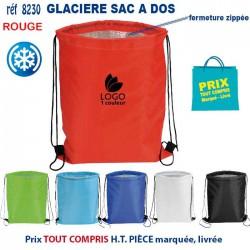 GLACIERE SAC A DOS REF 8230 8230 GLACIERES - SACS ISOTHERMES 2,68 €
