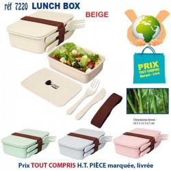 LUNCH BOX REF 7220 7220 LOISIRS - PLAGE 6,22 €